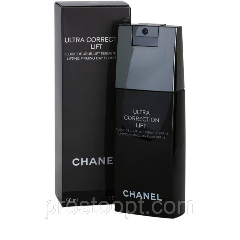 Дневной лифтинг-флюид для упругости кожи Chanel Ultra Correction Lift