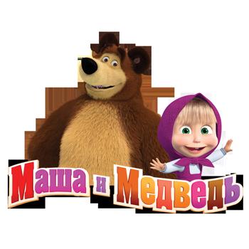 Фигурки Маша и Медведь