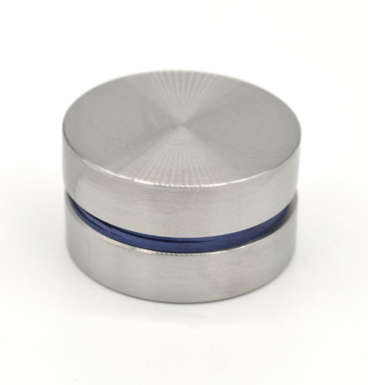 ODF-06-04-01-L10 Коннектор круглый d40 с дистанцией 10 мм М8