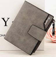 Жіночий гаманець BAELLERRY N0138 Woman Wallet клатч Сірий (SUN4860)