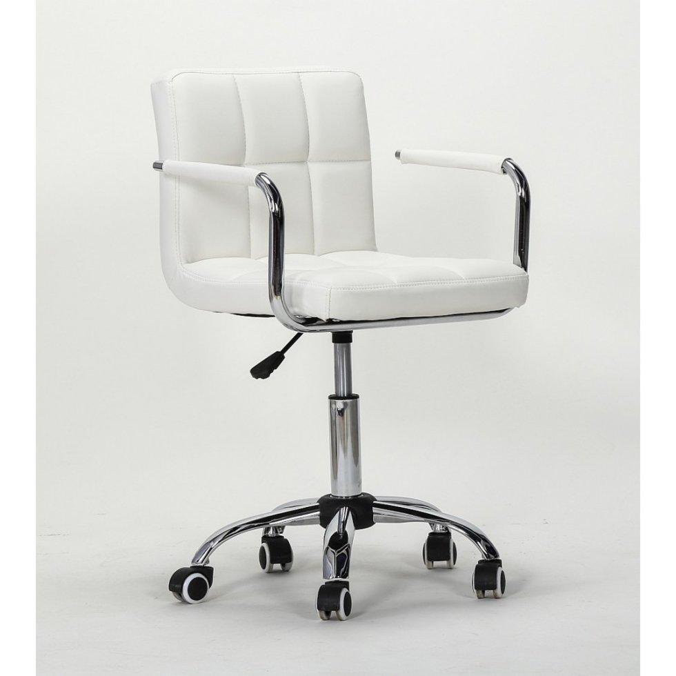 Парикмахерское кресло Votana HC8325K белый