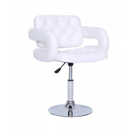 Парикмахерское кресло Votana HC8403N белый