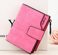 Жіночий гаманець BAELLERRY N0138 Woman Wallet клатч Рожевий (SUN4861)