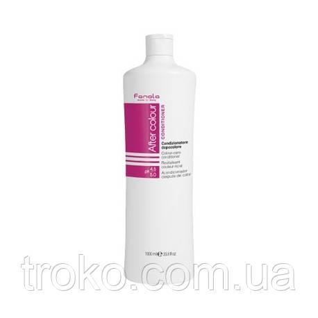Fanola Кондиционер для окрашенных волос After Colour Colour-care Conditioner 1000 мл