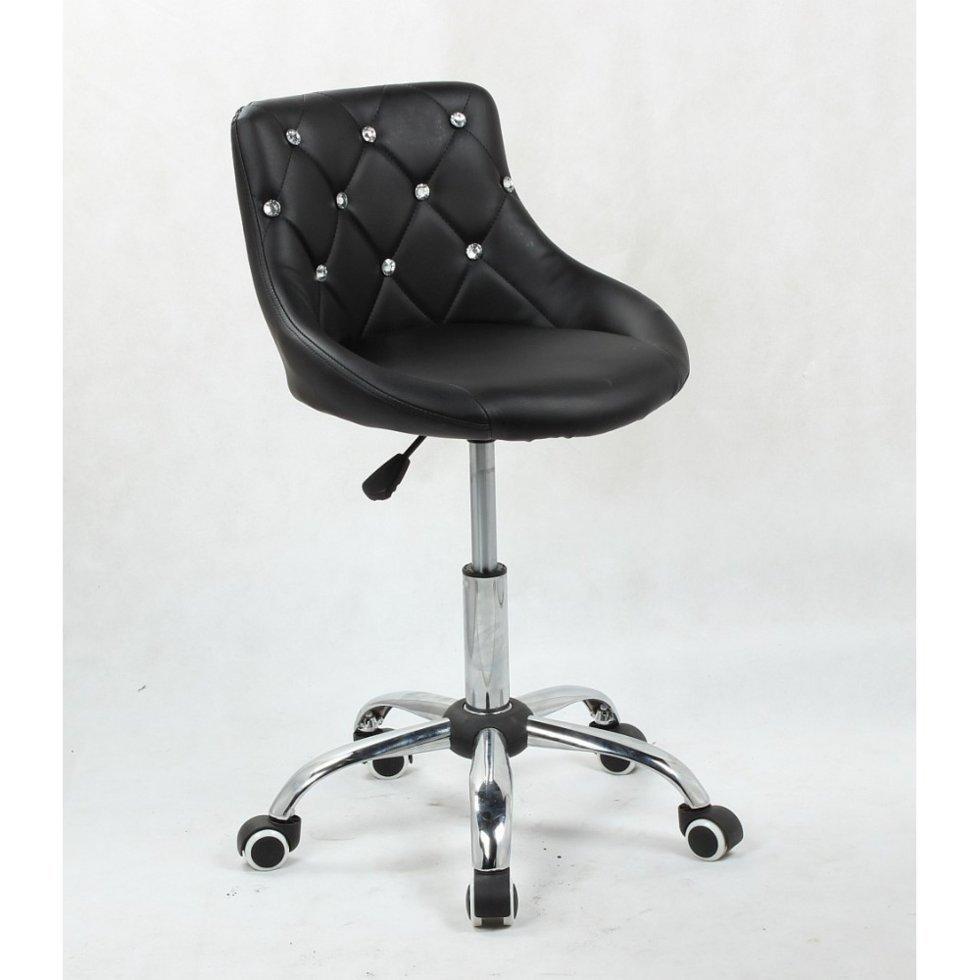 Парикмахерское кресло Votana HC931K черный
