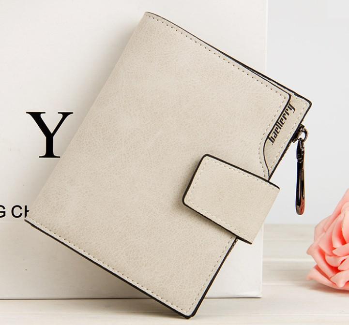Жіночий гаманець BAELLERRY N0138 Woman Wallet клатч Світло-Сірий (SUN4862)