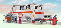 Игровой набор Simba фигурка Маши и машина скорой помощи с фигурками волков из м/ф Маша и Медведь (109309863), фото 6
