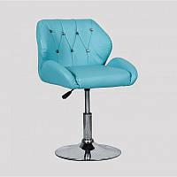 Парикмахерское кресло Votana HC949N бирюзовый