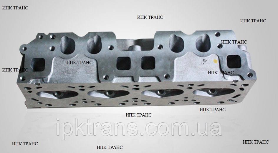 Головка блока цилиндров двигателя Nissan K25 (11040-FY501)  11040FY501