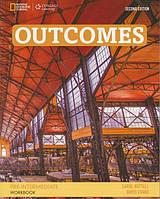 OutComes Pre-intermediate Workbook Book