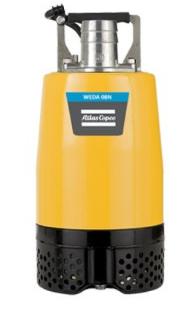 Дренажный насос Atlas Copco WEDA-D 08N