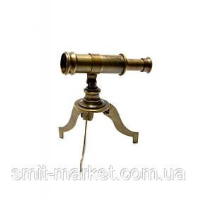 Подзорная труба на треноге (10х8,5х7,5 см)