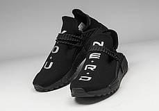 Мужские кроссовки Adidas NMD HU Pharrell Y.O.U. N.E.R.D. BB7603, Адидас НМД, фото 2