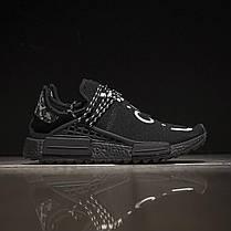 Мужские кроссовки Adidas NMD HU Pharrell Y.O.U. N.E.R.D. BB7603, Адидас НМД, фото 3