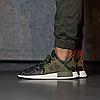 Мужские кроссовки Adidas NMD XR1 Olive Duck Camo BA7232, Адидас НМД, фото 3