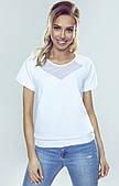 Eldar женская футболка Kika белого цвета