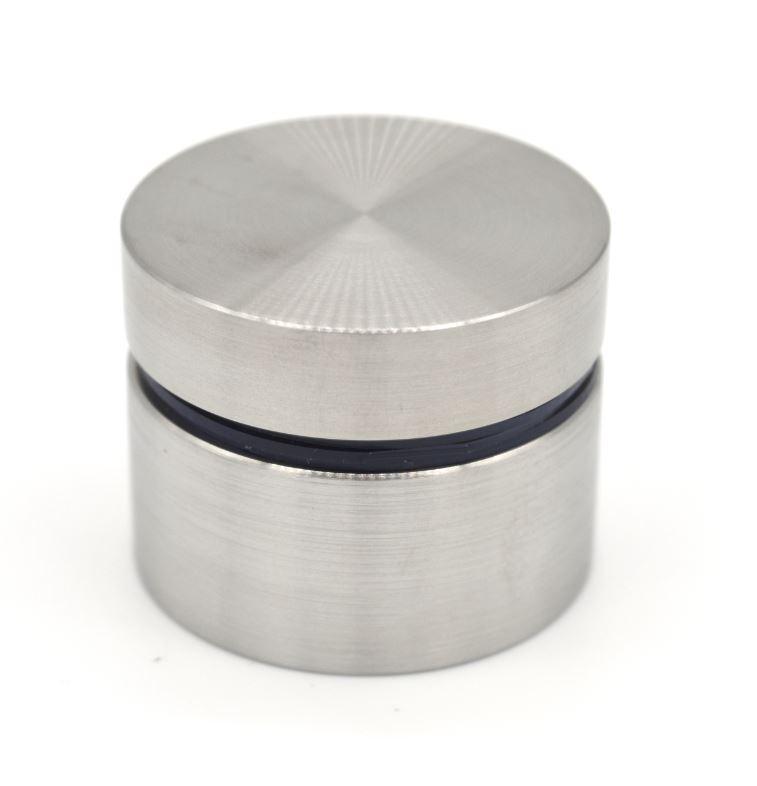 ODF-06-12-01-L30 Коннектор круглый d40 с дистанцией 30 мм М10
