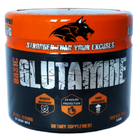BASIC GLUTAMINE 300G (Amarok Nutrition) Глютамин