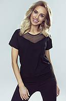 Eldar женская футболка Kika черного цвета