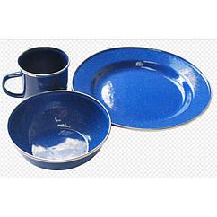 Набір емальованого посуду Tramp