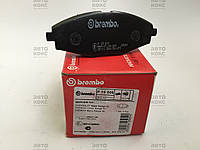 Тормозные колодки передние R13 Brembo P15006 на Daewoo Lanos 1.4 1.5 Matiz 0.8 1.0 , фото 1