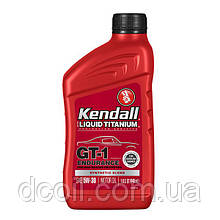 Моторное масло KENDALL GT-1 5W-30  High Mileage Synthetic Blend