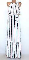 Платье-сарафан в пол 46-48