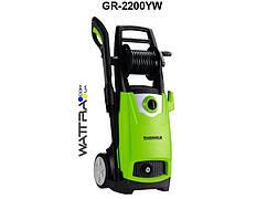 ⭐ Мойка высокого давления Grunhelm GR-2200 YW (2200 Вт, 150 бар, 480 л/час)