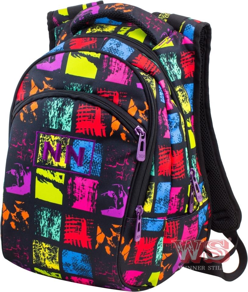 Школьный подростковый рюкзак для девочки Winner Stile