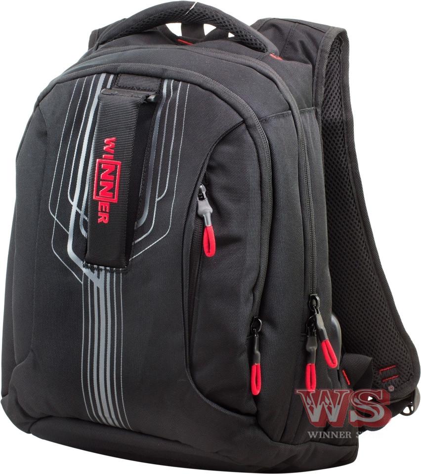 Школьный подростковый рюкзак для мальчика Winner Stile