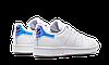 Женские кроссовки Adidas Stan Smith White Metallic Silver-Sld AQ6272, Адидас Стен Смит, фото 4