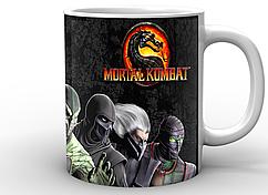 Кружка GeekLand Mortal Kombat Мортал Комбат эмблема MK.02.03