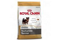 ROYAL CANIN YORKSHIRE JUNIOR 7,5 кг-корм для йорк.терьеров до 10 мес.