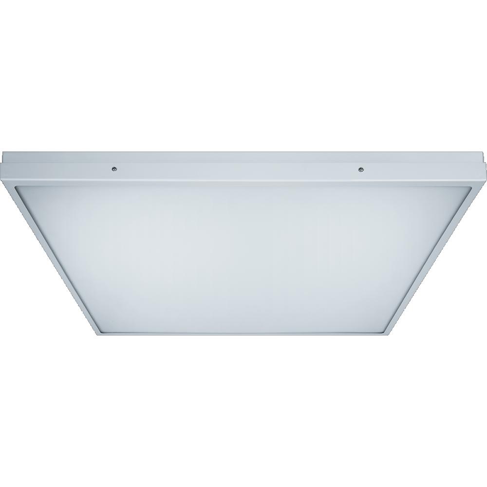Светодиодный светильник NLP-OS4 LED 36W 4000К 3000 Lm IP54 595х595 мм со степенью защиты накладной