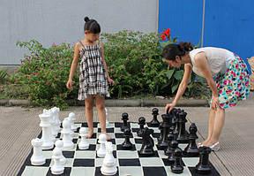 Садовые шахматы сш-16. Король 410мм.