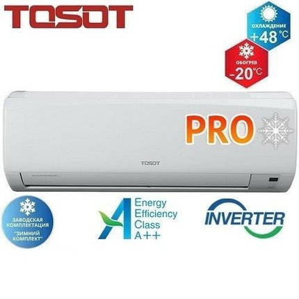 Кондиционер- Tosot North PRO Inverter (-20°C) GK-09NPR, фото 2