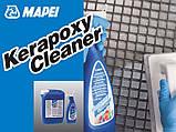 Очиститель для удаления остатков заполнителей межплиточных швов на эпоксидной основе Kerapoxy Cleaner , фото 3