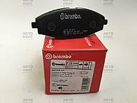 Тормозные колодки передние Brembo P15006 на Chevrolet Matiz 0.8 1.0 Spark (I/ II) 0.8 1.0