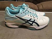 Теннисные кроссовки Asics Gel-Solution Speed 3 (E651N), 42 размер