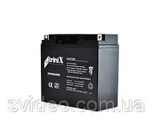 Аккумулятор 12В 18А/ч TriniX , не обслуживаемый, Свинцово-кислотный.АКБ 18Ач 12В, фото 2