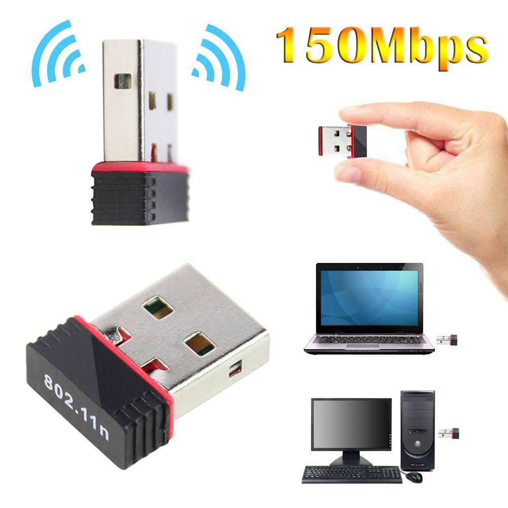 Адаптер USB WiFi LV-UW01 (300Mbps)