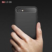 Защитный чехол-бампер для LG Q6/Q6 Plus