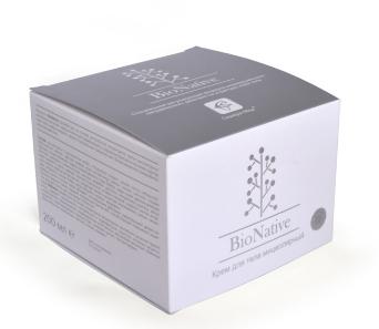 BioNative (БиоНейтив) − мицелярный крем для тела