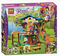 """Конструктор Bela Friends 10854 """"Домик Мии на дереве"""" (аналог Lego Friends 41335), 356 дет"""