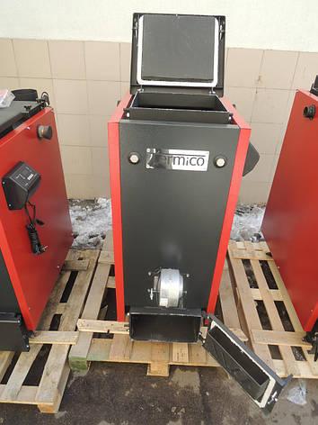 Котел Холмова Премиум на электронном или механическом управлении Termico КДГ 16 кВт Сталь 5мм!!!, фото 2
