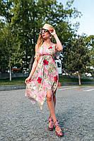 Женское летнее платье.Размеры:42-46.+Цвета., фото 1