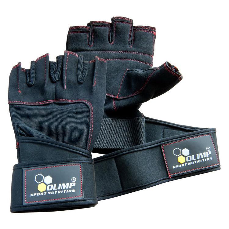 Перчатки для фитнеса и тяжелой атлетики OLIMP Hardcore Raptor Размер XL