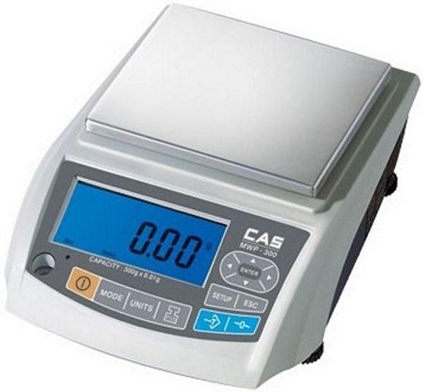 Лабораторні ваги підвищеної точності CAS MWP H