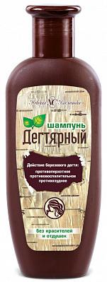 Шампунь для волосся «Невська Косметика Дігтярний», 250мл