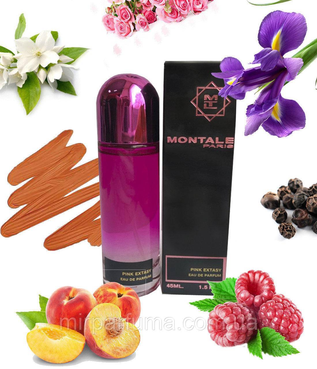 Женская парфюмерная вода Монталь Montale Pink Extasy edp 45ml